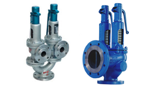 Double Spring Type Safety Valve Supplier