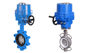 Electric Butterfly Valve Manufacturer