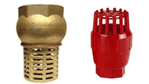 Foot Valves Manufacturers in India