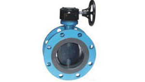 Fully Body Lining Butterfly Valve Manufacturer
