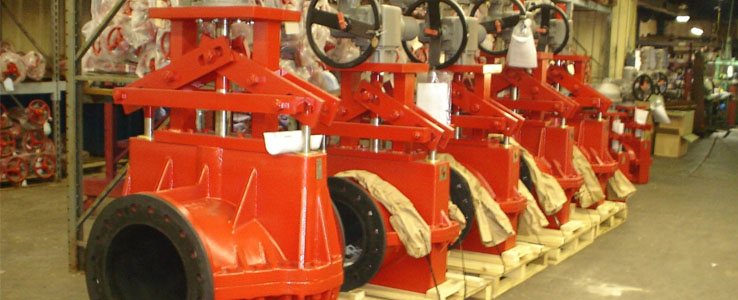 Pinch Valves Manufacturers in India