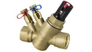 Rinoxdue' piston pressure reducer valve
