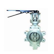 Alloy Steel Butterfly valve Manufacturer