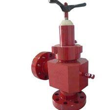Alloy Steel Choke valve Manufacturer