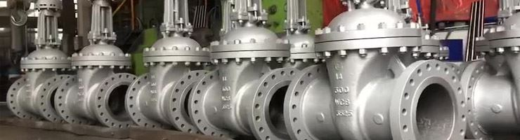 Alloy Steel Valves Manufacturers in India