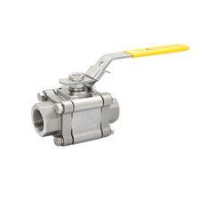 Titanium ball valve Manufacturer