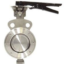 Inonel Butterfly valve Manufacturer