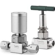 Stainless Steel Bellow Sealed Valve Manufacturer