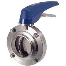 Nickel Alloy Butterfly valve Manufacturer