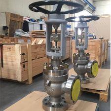 Stainless Steel Choke valve Manufacturer