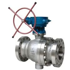 Stainless Steel Trunnion Mounted Ball Valve Manufacturer